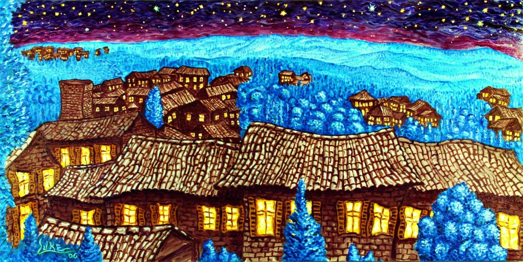 San Giminiano by Night